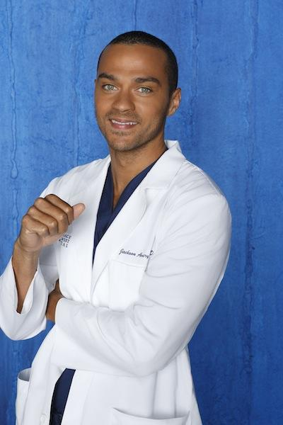 Jesse Williams as Dr. Jackson Avery