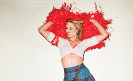 Dianna Agron on Racy GQ Photo Shoot: Sorry!