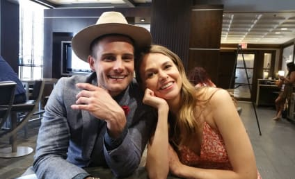 Younger: Sutton Foster and Nico Tortorella on Liza's Relationships and Complicated Life