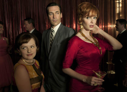 Watch Mad Men Season 4 Episode 8 Online