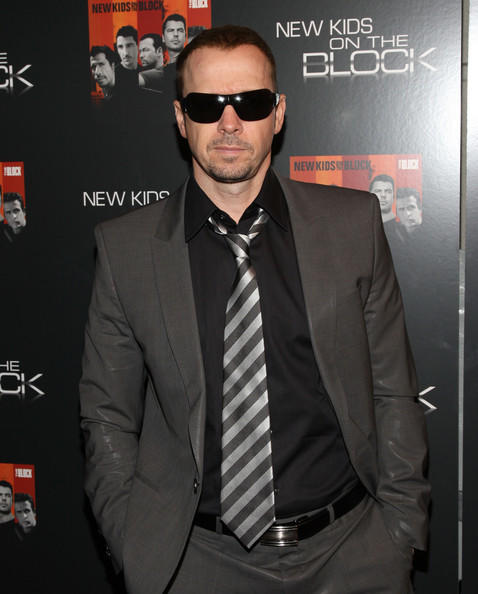Donnie Wahlberg Pic