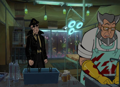 Watch Venture Brothers Season 4 Episode 1 Online