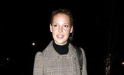 A Low-Key Birthday For Katherine Heigl