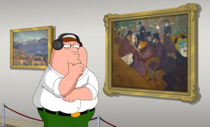 Family Guy: Watch Season 12 Episode 17 Online