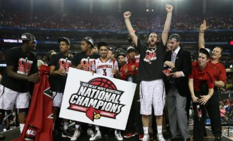 TV Ratings Report: Louisville, CBS Win