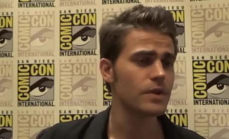 "Paul Wesley Previews ""Vacant"" Mystic Falls on The Vampire Diaries Season 7"