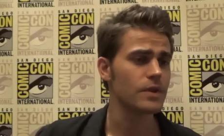 "Paul Wesley Previews ""Vacant"" Mystic Falls on The Vampire Diaries Season 7"
