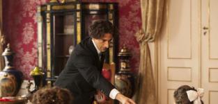 Houdini Performs for Anastasia
