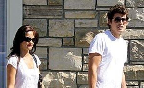 Another John Mayer, Minka Kelly Photo