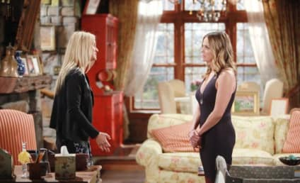 The Young and the Restless Review: The End of the Road for Sage