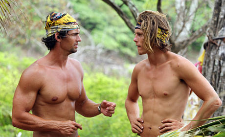Survivor Review: Crazy Rules the Day