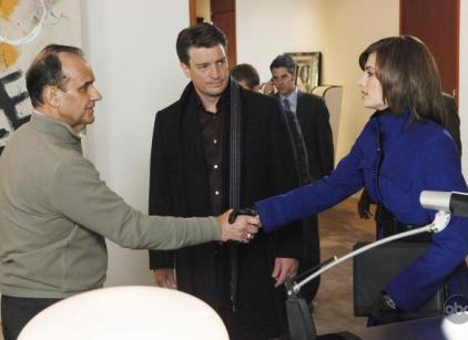 Watch Castle Season 2 Episode 14 Online