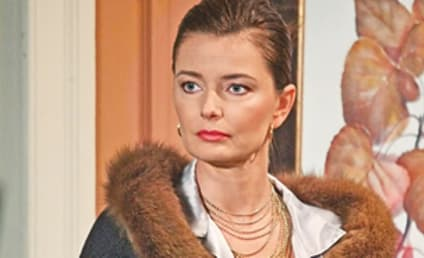 Paulina Porizkova Dishes on As the World Turns Character, Guest-Starring Stint