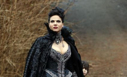 Once Upon A Time Post Mortem: Lana Parrilla & Rebecca Mader Talk Sisterly Shocker