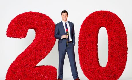 Ben Higgins as The Bachelor