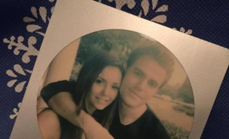 Nina Dobrev Bids Farewell to Paul Wesley: See the Sweet Photo