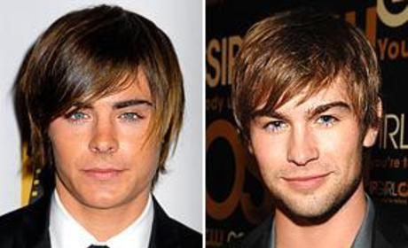 Take Your Pick: Chace Crawford or Zac Efron
