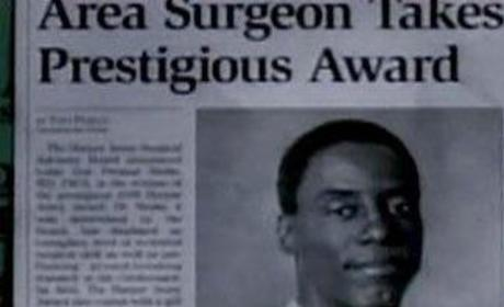 Grey's Anatomy Spoiler: A Preston Burke Sighting