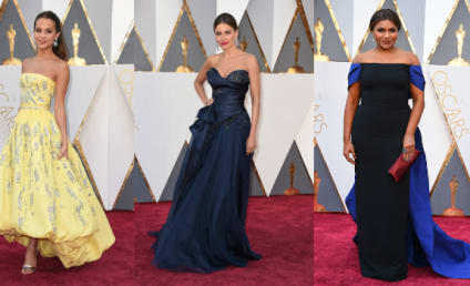Who Was Best Dressed at The Oscars?