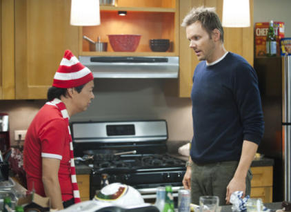 Watch Community Season 2 Episode 15 Online