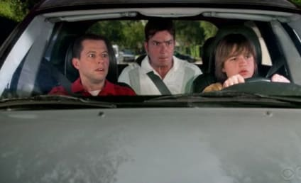 "Two and a Half Men Review: ""For the Sake of the Child"""