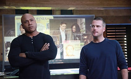 NCIS: Los Angeles Review: A New Boss in the Boat House