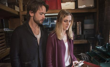 American Gothic Season 1 Episode 1 Review: Arrangement in Grey and Black