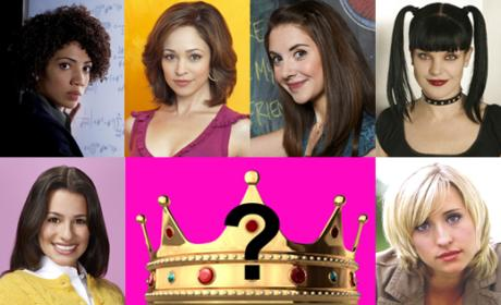 POLL: Who is Television's Queen of the Hot Nerds?