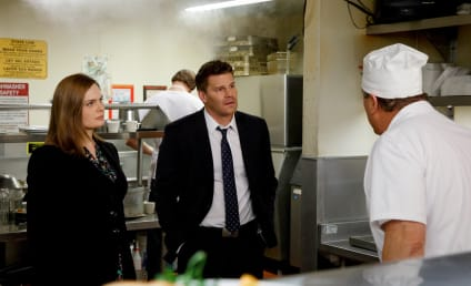 Bones Season 10 Episode 16 Review: The Big Beef at the Royal Diner