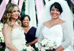Grey's Anatomy Wedding Event!