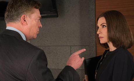 The Good Wife Season 7 Episode 13 Review: Judged