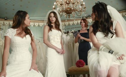 Pretty Little Liars Picture Preview: Undercover Brides!