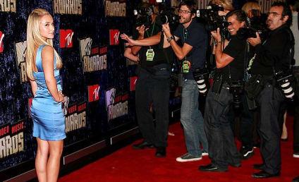 Hayden Panettiere Attracts Attention