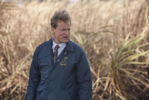 Woody Harrelson on True Detective