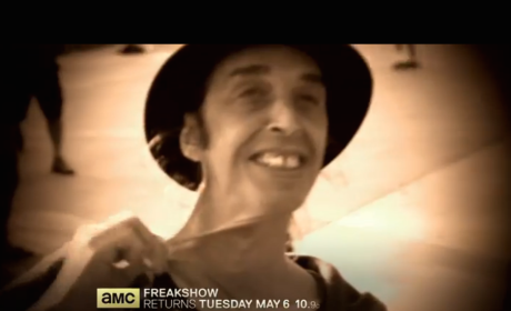 Freakshow Sneak Peek: Quite a Stretch