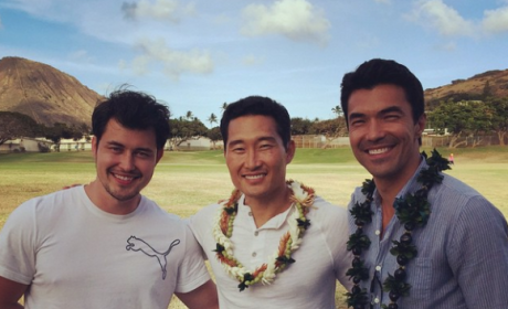 On the Set of Hawaii Five-0