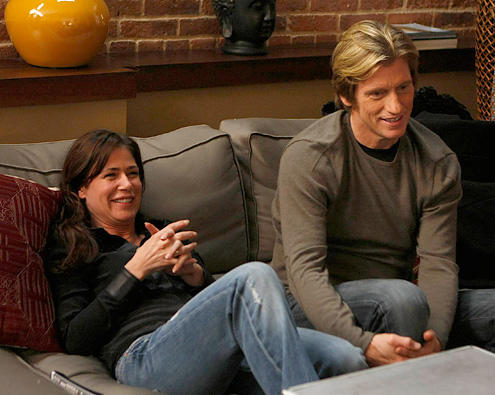 Maura Tierney on Rescue Me