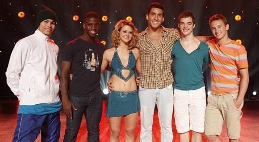 The Top 6 Dancers