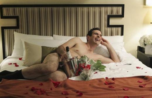 Naked Phil!