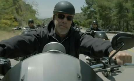 Sons of Anarchy Promo: With an X