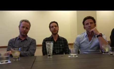 Royal Pains Interview - Well-Meaning Characters