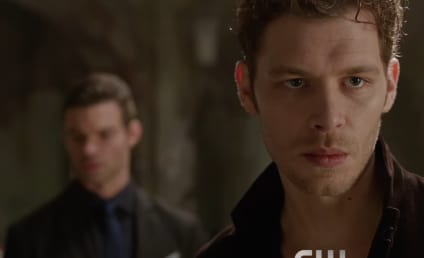 The Originals Sneak Peek: Who's Taunting Klaus?