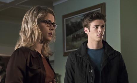 Almost - Arrow Season 4 Episode 8