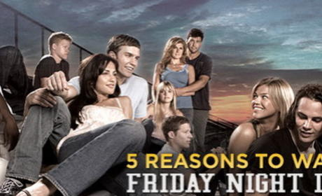 Five Reasons to Watch Friday Night Lights