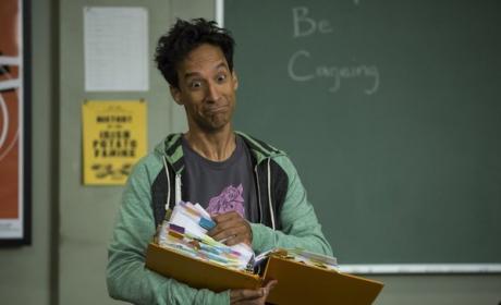 Crazy Abed