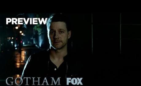 Gotham Promo: Jim Gordon Does What He Wants