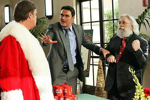 Santa Fight!
