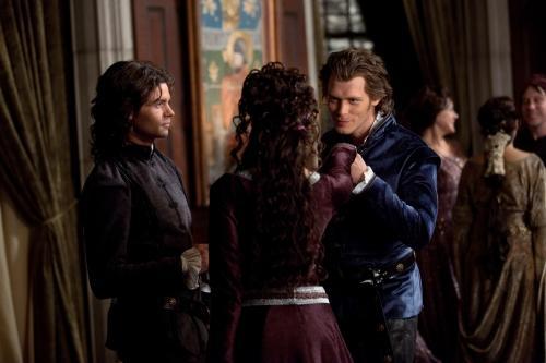 Klaus, Katherine and Elijah
