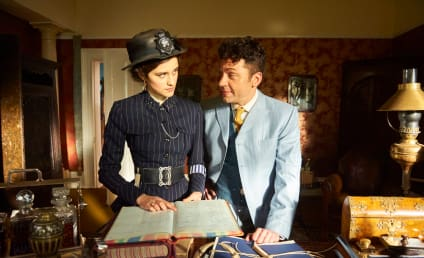 Houdini & Doyle Season 1 Episode 8 Review: Strigoi