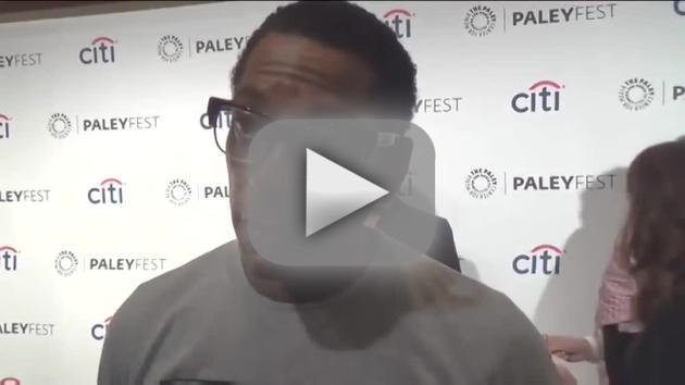 Orlando Jones PaleyFest Interview